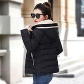冬裝2018新款棉衣女短款正韓修身羽絨棉服小棉襖學生加厚外套