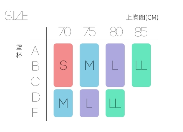【SOFT LIGHT】液化鈦元素超輕內衣-U型(灰色)
