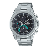 CASIO 卡西歐 手錶專賣店 EDIFICE EQB-1000D-1A 男錶 太陽能 不鏽鋼錶帶 藍寶石玻璃 防水100米