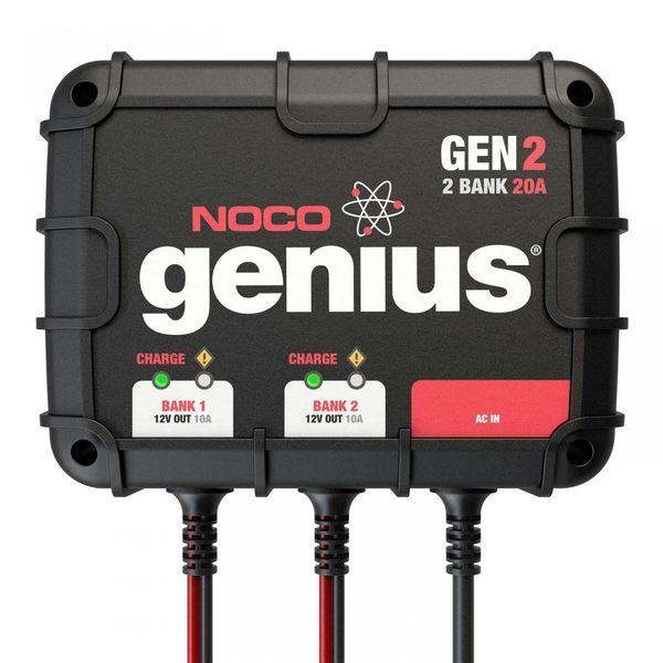 NOCO GENIUS GEN2 自動充電器 12v 船用充電器