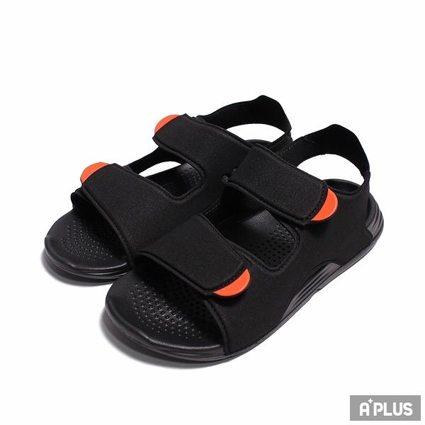 ADIDAS 童鞋 中大童 涼鞋 SWIM SANDAL C - FY8936