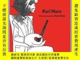 二手書博民逛書店[英文•罕見]以賽亞·伯林《卡爾•馬克思》Karl Marx: Thoroughly Revised Fifth