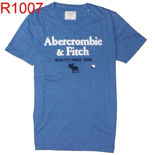 Abercrombie & FitchAF A&F A & F 男 T-SHIRT R1007