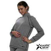 PolarStar 彈性保暖排汗套頭衫 炭灰 P11230