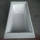 【麗室衛浴】國產 造型壓克力浴缸 H-301-2 尺寸140*75*H52CM