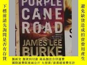二手書博民逛書店《罕見Purple Cane Road 》James Lee B