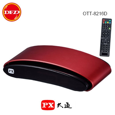 PX 大通 OTT-2000 8核旗艦王智慧電視盒 android 安卓 7 網路電視盒 netflix youtube 免運