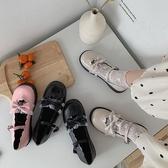 娃娃鞋 日繫洛麗塔lolita厚底女鞋可愛蘿莉淺口圓頭原宿軟妹小皮鞋 - 紓困振興~~全館免運
