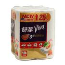 舒潔VIVA全能三層廚紙60張4入