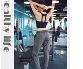 瑜伽褲 健身房秋運動寬鬆長褲收腳透氣彈力訓練跑步健身速干休閒健身褲女 全館免運