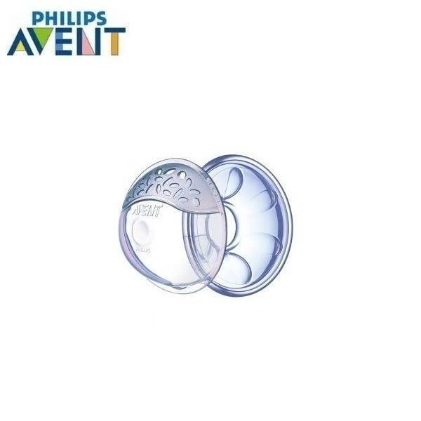 *美馨兒* 新安怡AVENT - 超舒柔矽膠胸部保護罩(未滅菌) 312元
