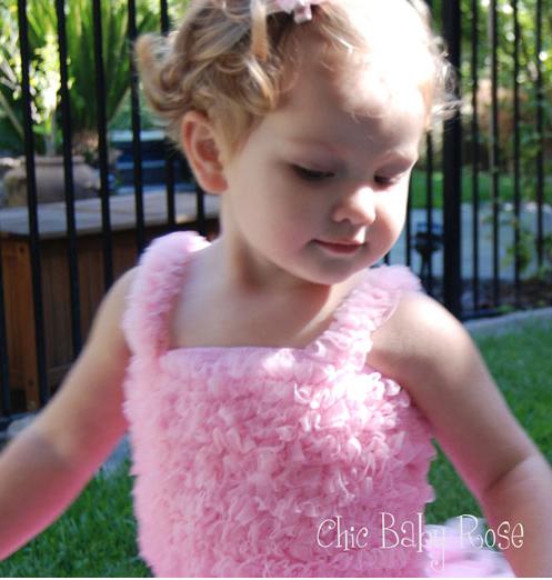 【美國Chic Baby Rose】手工肩帶雪紡上衣 適合1-4歲 (四色可選) 美國手工製造
