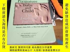 二手書博民逛書店parenting罕見your premature baby a