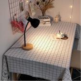 桌布桌布防水防燙防油免洗茶幾餐桌布pvc網紅北歐風布藝ins學生書桌墊 曼莎時尚