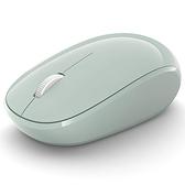 Microsoft 微軟 Bluetooth Mouse 精巧 藍牙 滑鼠 薄荷綠 RJN-00035