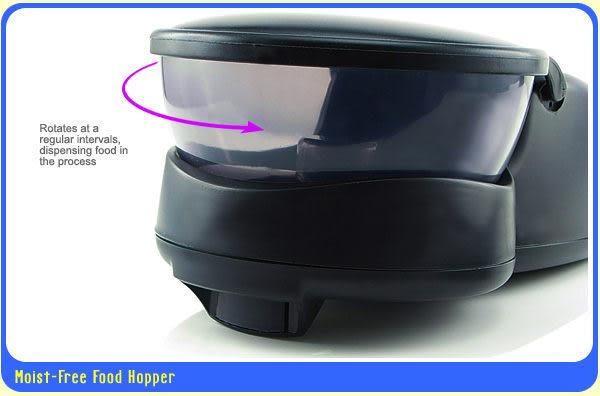 成品魚缸自動喂食器
