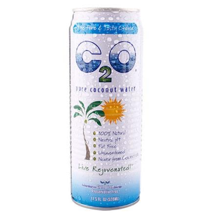 美國C2O純淨椰子水(520ml)
