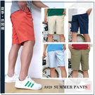【大盤大】男五分褲 短褲 M-3XL 現貨 薄款休閒褲 涼感短褲 透氣 沙灘褲 運動褲 工作褲 有加大尺碼