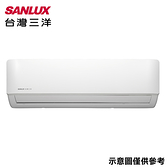【SANLUX三洋】7-9坪變頻冷暖分離式冷氣SAC-V50HF/SAE-V50HF