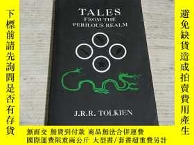 二手書博民逛書店TALES罕見FROM THE PERILOUS REALM:來