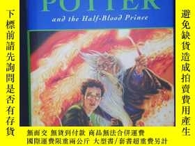 二手書博民逛書店HARRY罕見POTTER: and the Half - Blood Prince(詳見圖)Y6583 J.