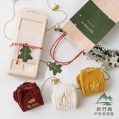 3雙禮盒裝 聖誕禮物 襪子女中筒襪保暖日系可愛【步行者戶外生活館】