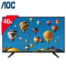 [AOC 美國品牌]40吋液晶顯示器 40M3080/69