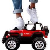 超大遙控車 越野車攀爬充電遙控汽車兒童玩具  JL1063『miss洛羽』TW