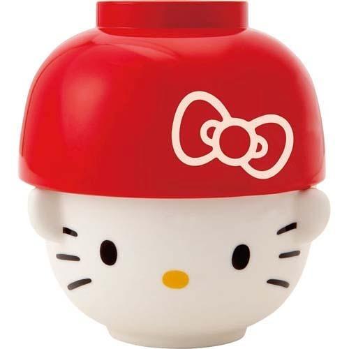 Hello Kitty 湯飯碗/750-892
