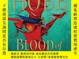 二手書博民逛書店Blood罕見Of DragonsY256260 Robin Hobb Harper Voyager 出版2