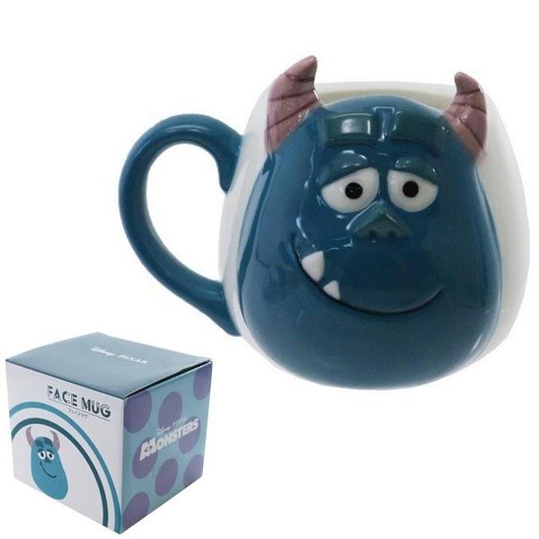 【震撼精品百貨】迪士尼 DISNEY怪獸大學 怪獸電力公司 陶瓷馬克杯(毛怪/350ML)#25091