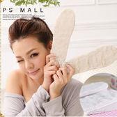 Qmishop 舒適隱形式保暖人造羊毛內男式女式通用增高鞋墊 可裁減【S58】