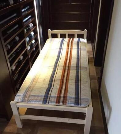 單人折疊床實木1.2米兒童成人雙人簡易床午休床行軍床板式木板床 MKS快速出貨