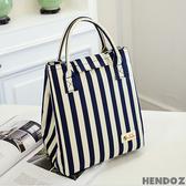 保冷袋-HENDOZ.棉麻保溫保冰手提袋(共三色)JH185