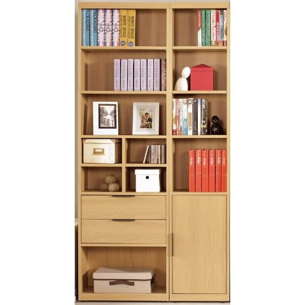 書櫃 書櫥 MK-885-12 達拉斯3.3尺書櫥【大眾家居舘】