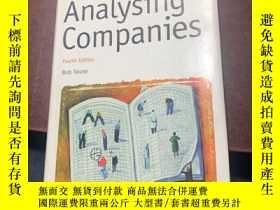 二手書博民逛書店Guide罕見to Analysing CompaniesY19