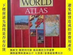 二手書博民逛書店PHILIPS 罕見WORLD ATLASY12800 GUILD PUBLISHING LONDON GUI
