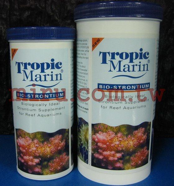 【西高地水族坊】Tropic Marin 海洋生化鍶200G