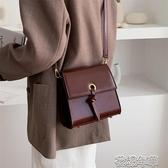 水桶包秋冬質感小包包新款潮時尚網紅百搭斜挎ins法國水桶包女 快速出貨