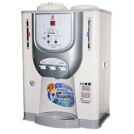 【艾來家電】 【分期0利率+免運】晶工牌光控冰溫熱開飲機/飲水機JD-6716