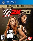 PS4 WWE 2K20 豪華版(英文版)