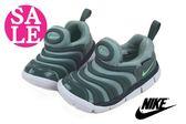 NIKE 童運動鞋 DYNAMO FREE 毛毛蟲鞋 小童 零碼出清N7060#綠色◆OSOME奧森童鞋
