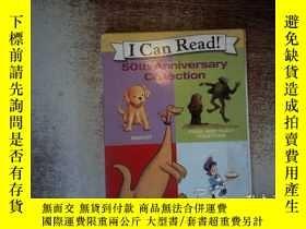 二手書博民逛書店I罕見Can Read 50th Anniversary Box SetI Can Read 50周年紀念合集,共