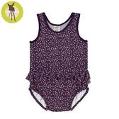 德國Lassig-嬰幼兒抗UV連身式泳裝-小點點