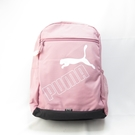 PUMA PHASE 雙肩後背包 電腦夾層 單邊側網袋 07729503 粉紅【iSport愛運動】