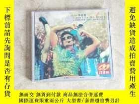 二手書博民逛書店郭富城2001演唱會LIVE罕見ON STAGEY233756