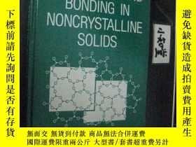 二手書博民逛書店英文原版精裝書罕見Structure and bonding i
