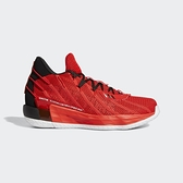 Adidas Dame 7 Gca [FZ0206] 男鞋 運動 籃球 避震 輕盈 透氣 穿搭 里拉德 愛迪達 紅 黑