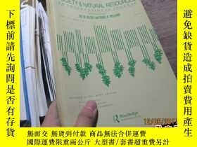 二手書博民逛書店society罕見natural resources an in