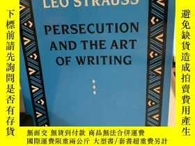 二手書博民逛書店Persecution罕見and the Art of WritingY191550 Leo Strauss